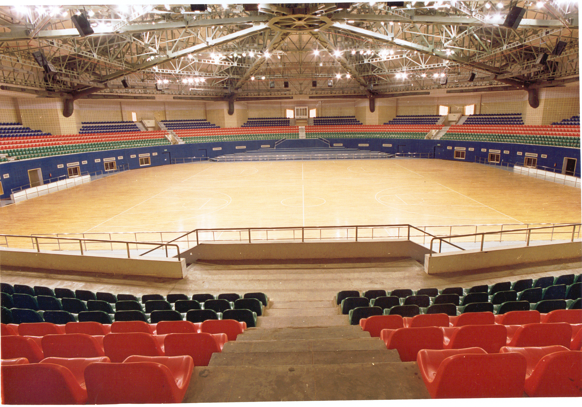 GMC Indoor Stadium - 2